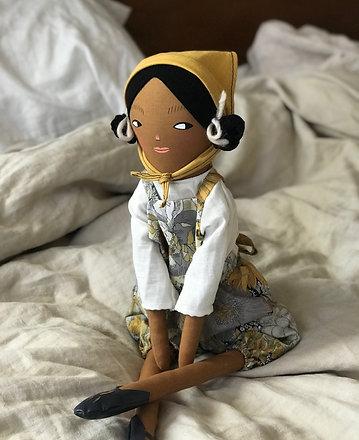 Mabel - Midi size doll