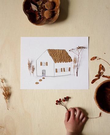 Decorate a House Printable