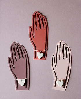 Valentine Hand Printable