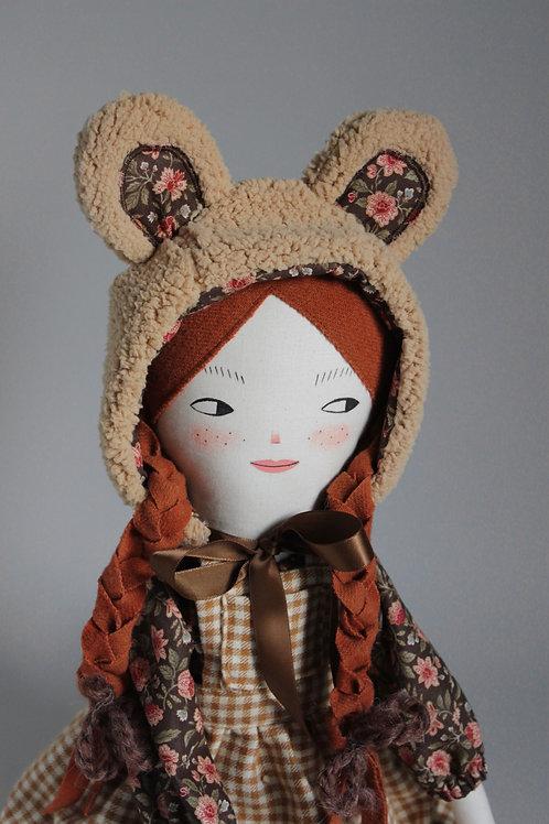 Edie Bear - midi doll