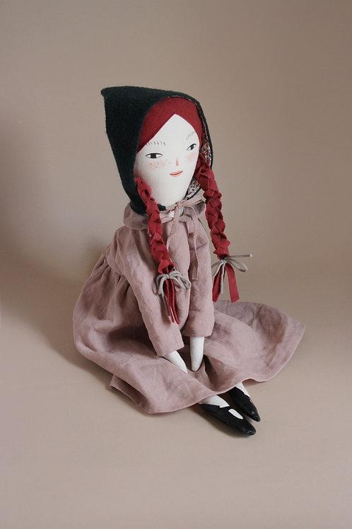 Agnes - midi size sprite doll