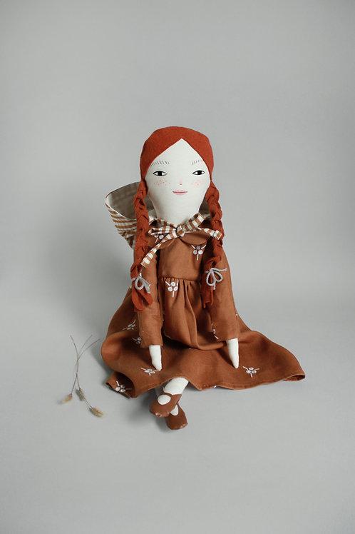 Hazel - midi size Prairie Land Doll