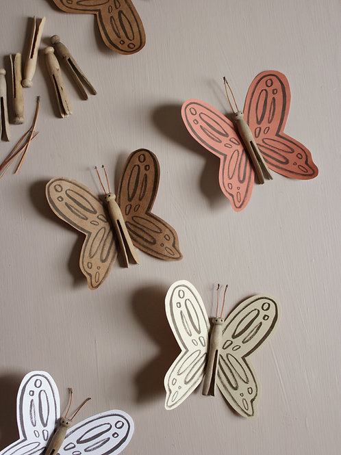 Butterly Craft Printable