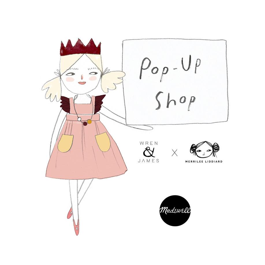 Pop-Up Shop!