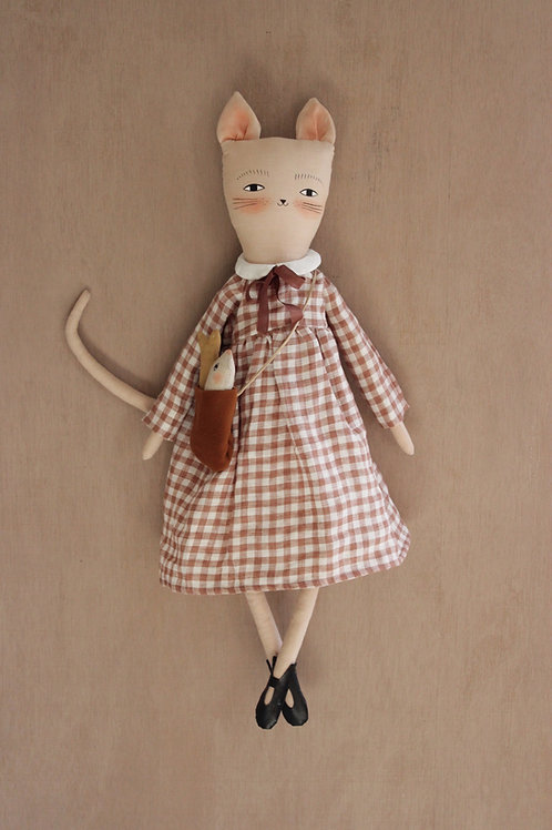 Fatima Kitty Cat Doll