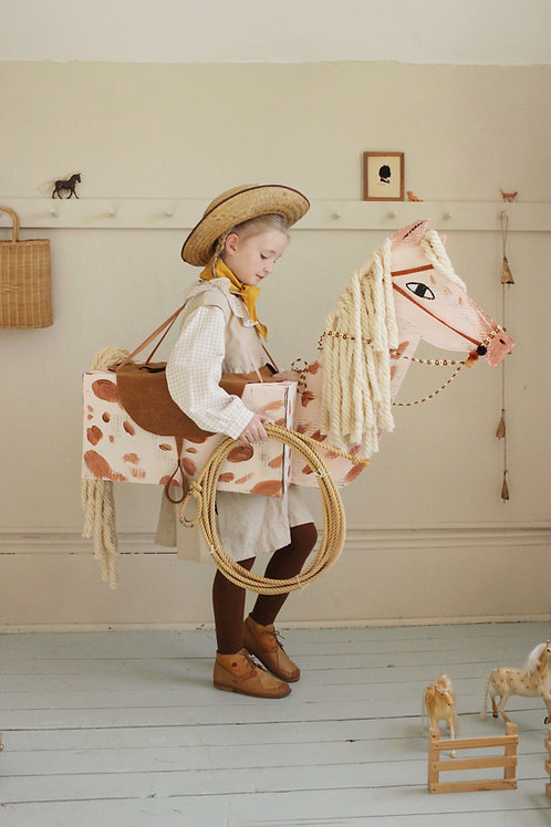 Horse Costume Templates and Instructions