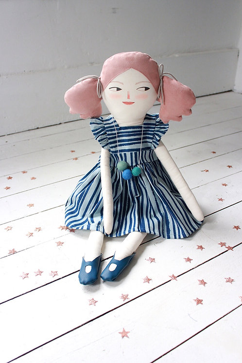 MAZIE in 'Blue Stripe'