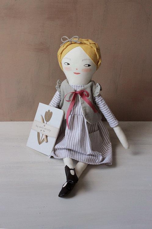 Beatrix - midi size doll