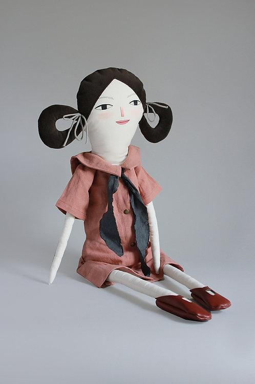 Klara - maxi doll