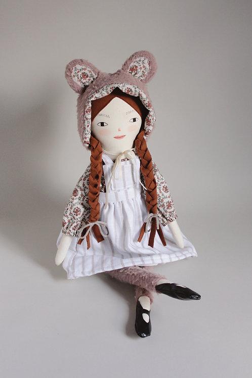 Frannie Bear - midi size doll