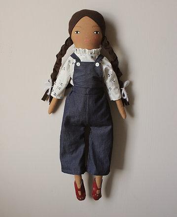 Frankie - midi size doll