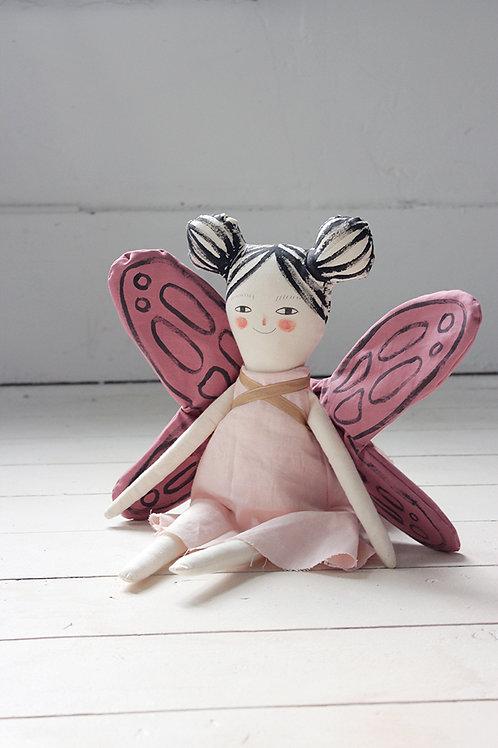 Amaranth Fairy Doll