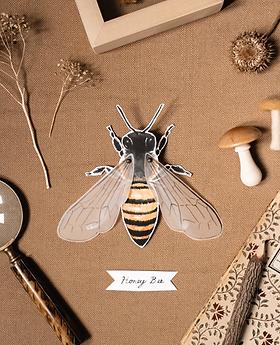 Honey Bee Printable