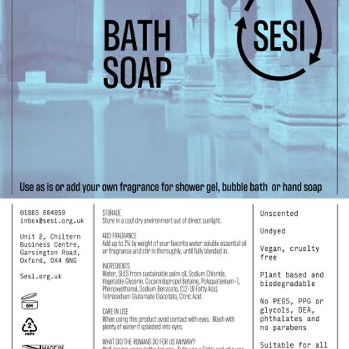 Hand, Body & Bath non fragranced (5l)
