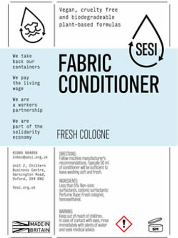 Sesi Fabric Conditioner for refill