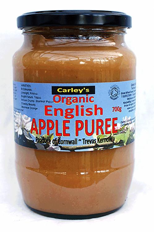 Organic English Apple Puree (700g)