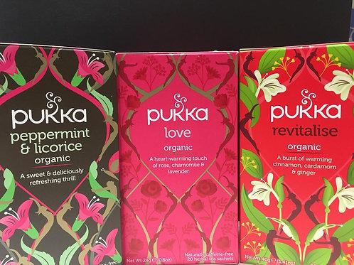 Pukka Organic Teas