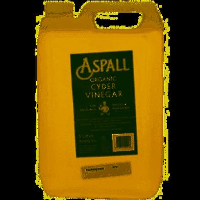 Aspall Organic Cyder Vinegar, for refill (500ml)