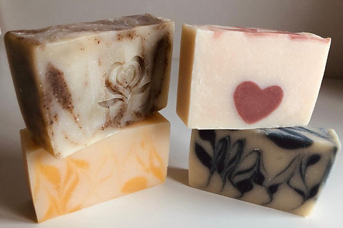 Soap Bar Hand Made by Jacquie (100g)