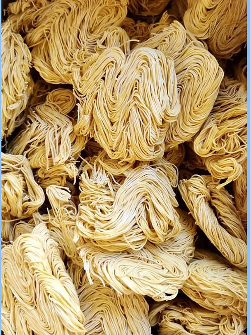Vegan Thin or Thicker Noodles plastic free!