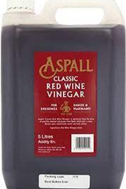 Aspall Red Wine Vinegar for refill (500ml)