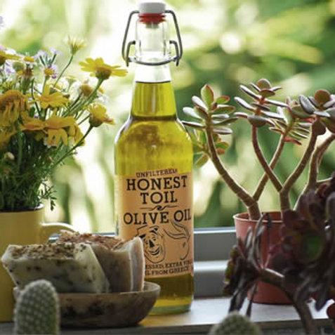 Organic Greek Olive Oil (500 ml)
