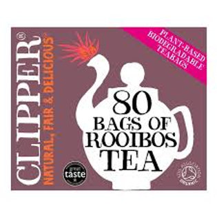 Clipper Organic Redbush Teabags (80 bags)