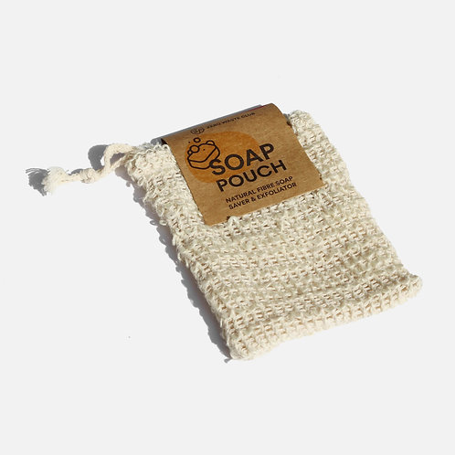 Exfoliating Sisal Soap Pouch