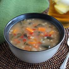Barley & Split Pea Soup