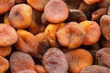 Organic dried unsulphured apricots (300g)