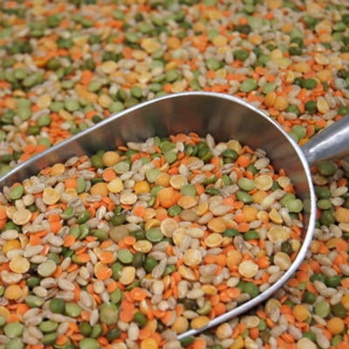 Barley & split pea soup mix & Bouillon  (1kg)