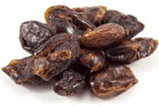 Organic Pitted Dates (300g)