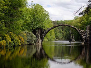 Rakotz Bridge (Devil's Bridge) - Germany