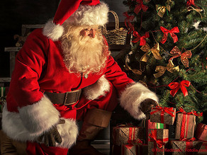 History of the legendary Santa Claus