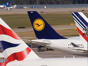 Major Airline Companies of Europe