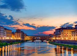 Florence, River Arno