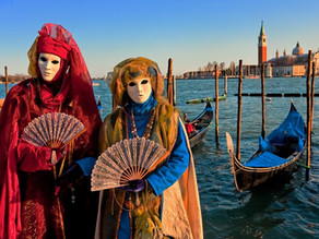Venice Carnival the most Colorful Carnival in the World