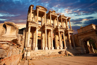 The Celsus Library of Ephesus