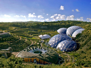 The Eden Project - Cornwall / UK