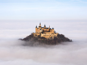 Hohenzollern Castle seat of Kings and Emperors