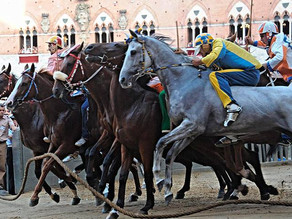 Palio di Siena Best Traditional Horse Race Festival in Tuscany