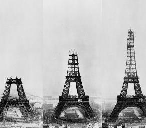 History of Eiffel Tower