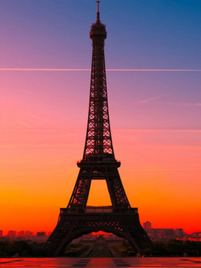Paris the City of Dreams, Love, and Lights