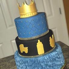 Royalty 👑🍰 ~ ~ ~ ~ ~ #tbt #royaltycake