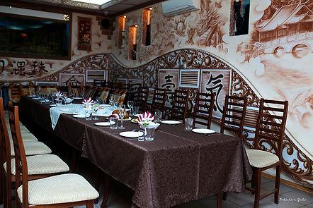 Китайская кухня в Урюпинке