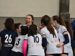 L'under 16 del Carpe Diem Volley Pianezza fa 13