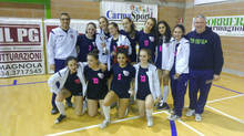 Primo trofeo per il Pianezza Volley     Carpe Diem