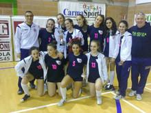 Primo trofeo per il Pianezza Volley     Carpe Diem