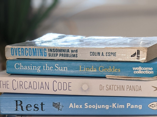 My Top 10 Sleep Books on World Book Day