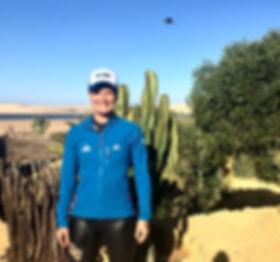 CHX, Morocco swim trek